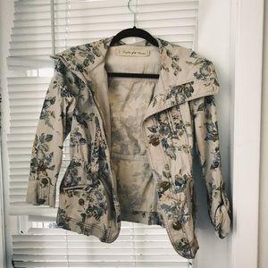 Canvas jacket!